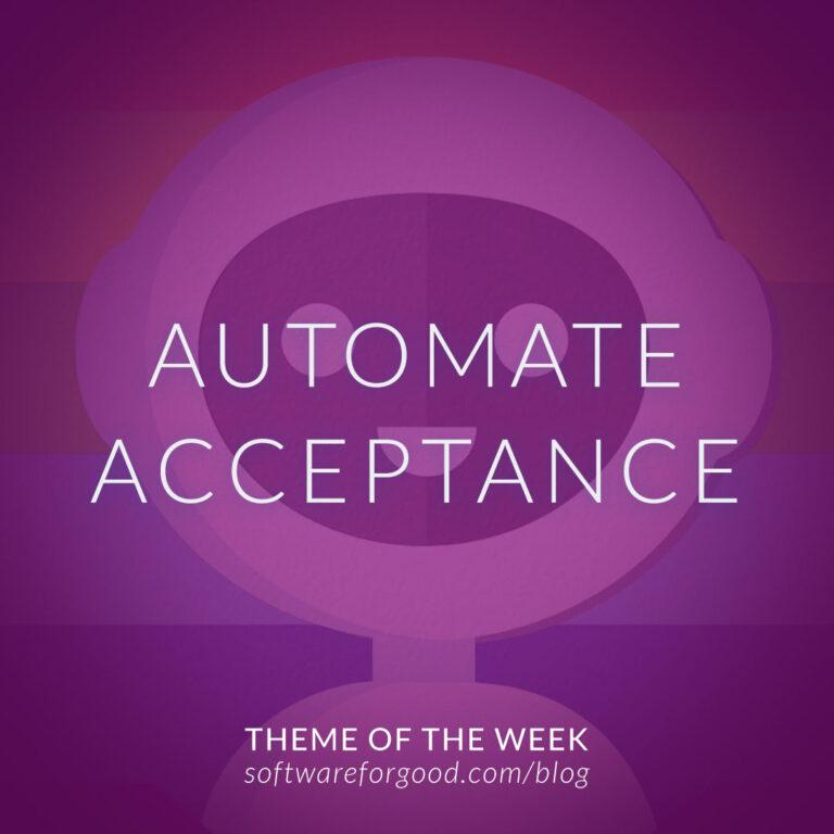 Automate Acceptance